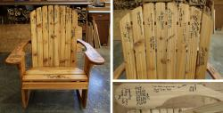 Personalize your chair or love seat