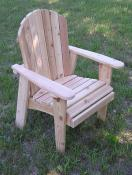 Click to enlarge image Standard Garden Chair - Garden Chair  -